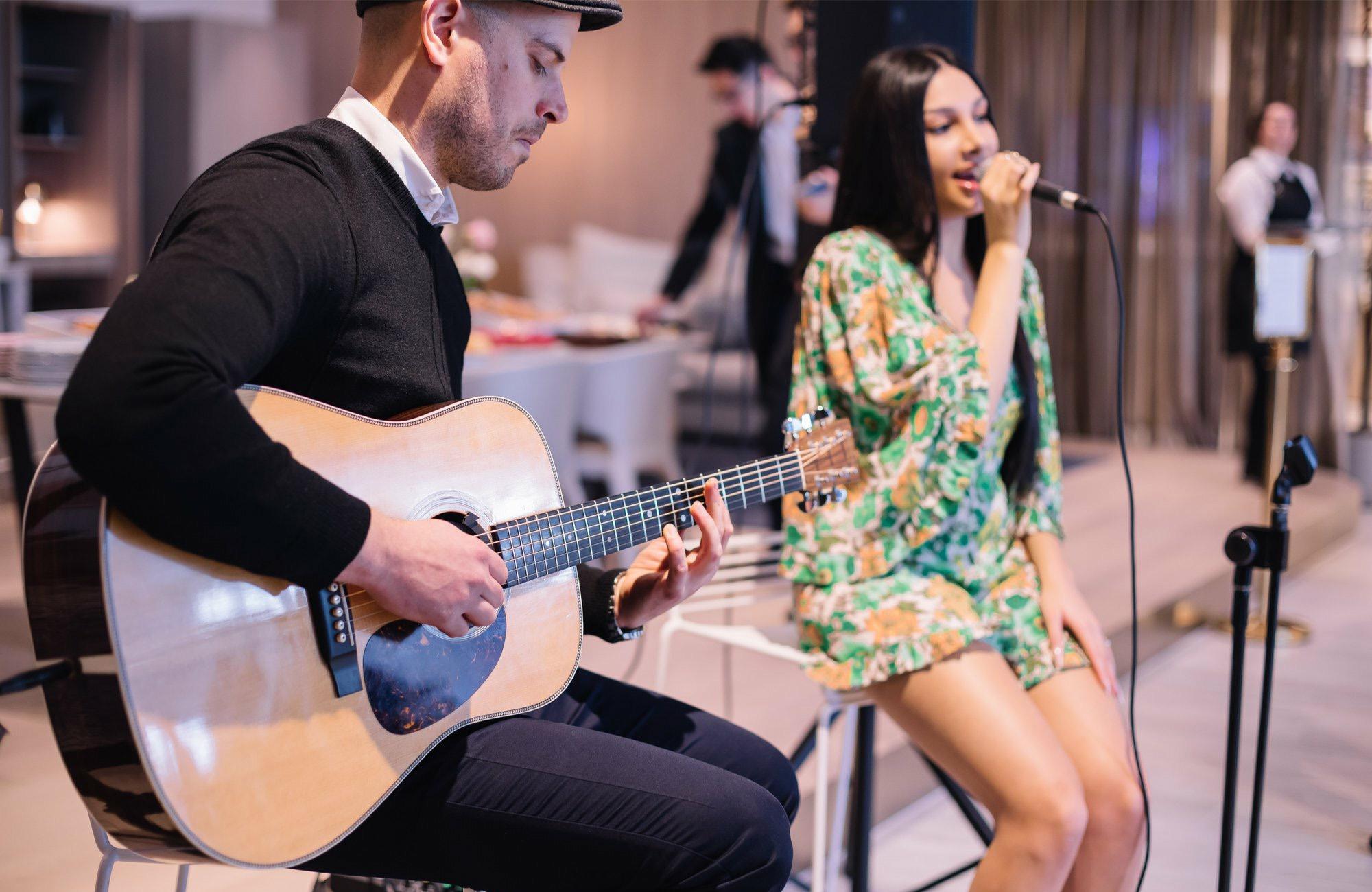 Acoustic Event wedding dj Melbourne